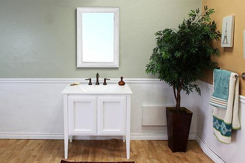 Bathroom Vanity - 203054-WH
