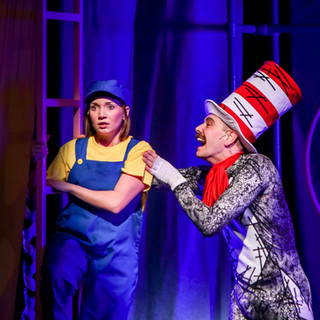 The Cat In The Hat in Seussical