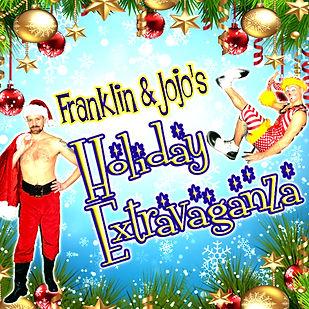 Franklin & Jojo Holiday Extravaganza Pos
