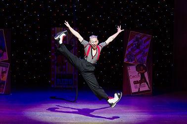 "Joshua Dean in ""Cirque Le Jazz"" by 2 Ring Circus"