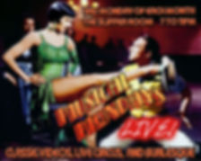 Musical Mondays Poster Green Dress Cyd a