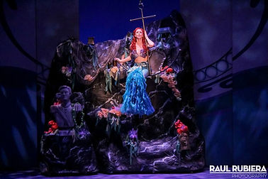 "Lani Corson in ""The Little Mermaid"" at CFRT"