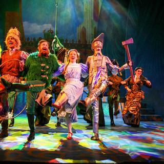 Emerald City Gatekeeper in The Wizard Of Oz