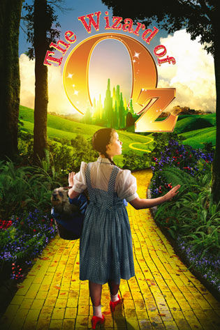 """The Wizard Of Oz"" at the Fulton Theatre"