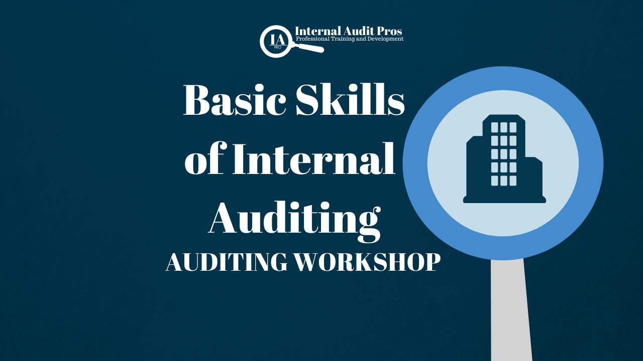 Basics of Internal Auditing