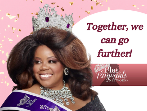 Why does the world need Plus Pageants Network?