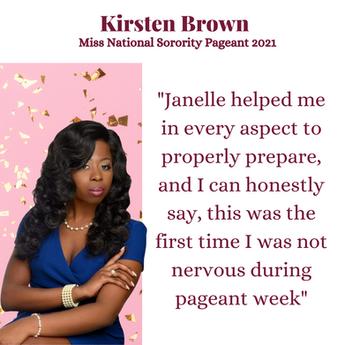 Kirsten Brown - Plus Pageants Network