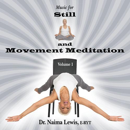 Still & Movement Meditation CD