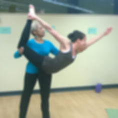 Certified Yoga Therapist