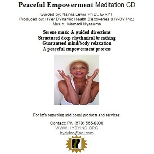 Peaceful Empowerment (CD)