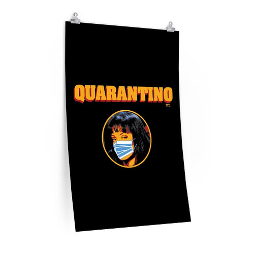 Quarantino Poster