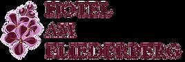 Logo_Hotel_am_Fliederberg_kleine_Blüten.