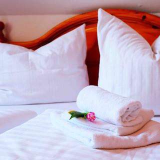 Hotel am Fliederberg, Zimmer