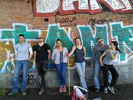 Association de bénévoles ramasser des déchets le long de la Garonne Toulouse Occitanie Haute-Garonne