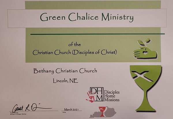 green chalice certificate.jpg