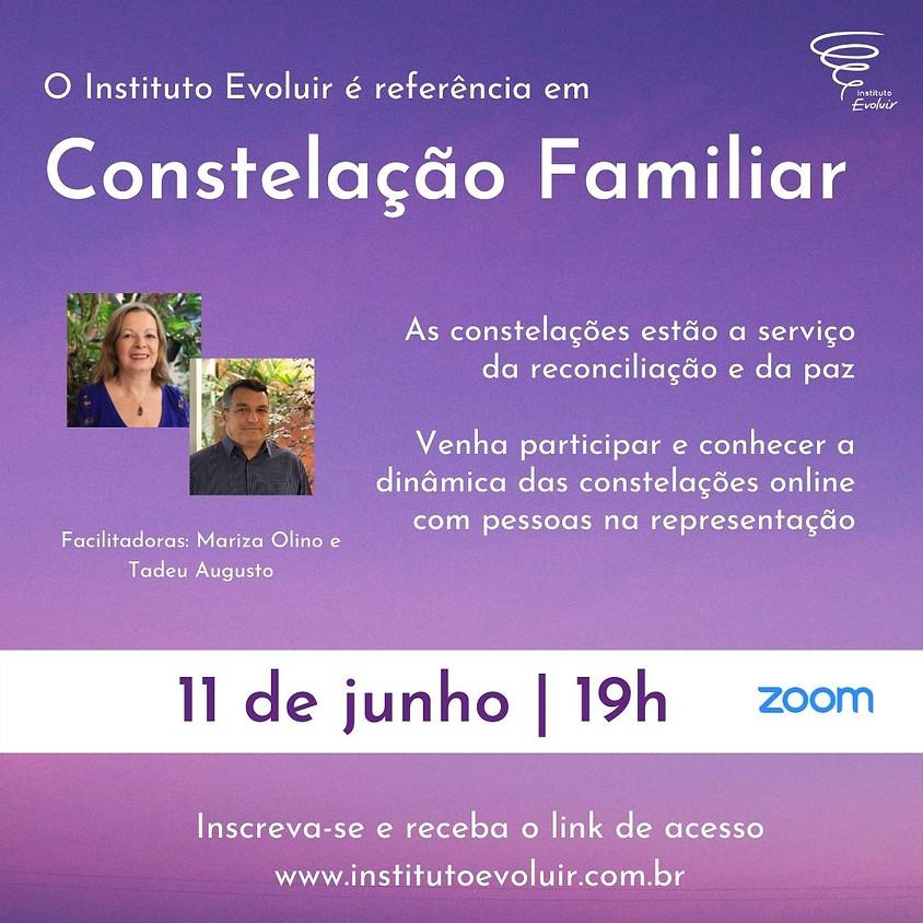 Constelação Familiar Online - 11 de junho - 19h
