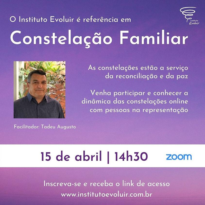 Constelação Familiar Online - 15 de abril - 14h30