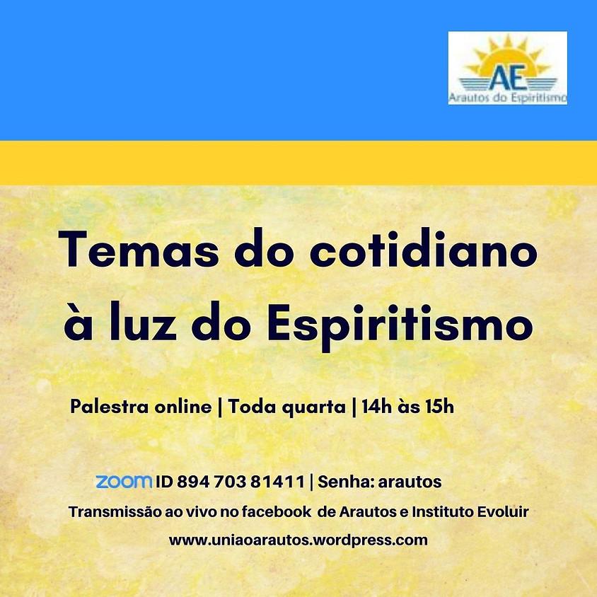 Encontros Online Arautos | Quarta 14h