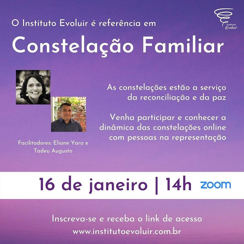 Constelação Familiar Online - 16 de janeiro - 14h