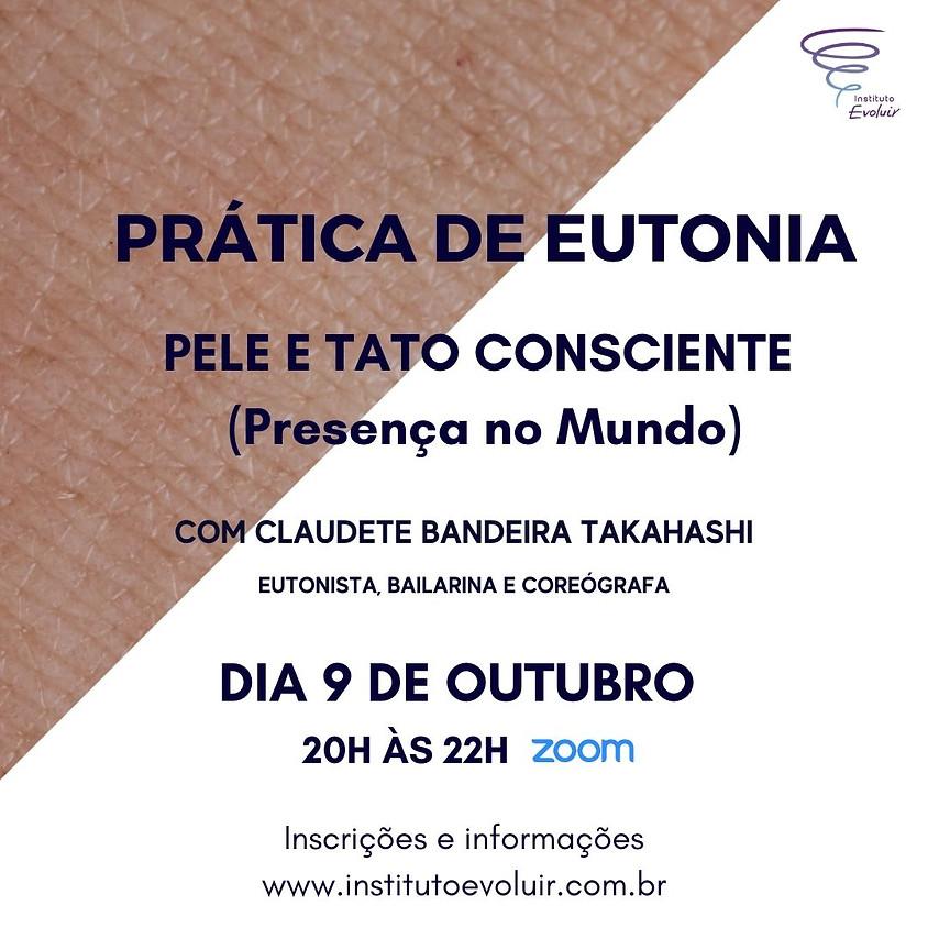 Prática de Eutonia - Pele e Tato Consciente