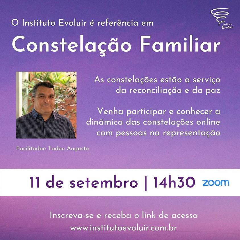 Constelação Familiar Online - 11 de setembro - 14h30