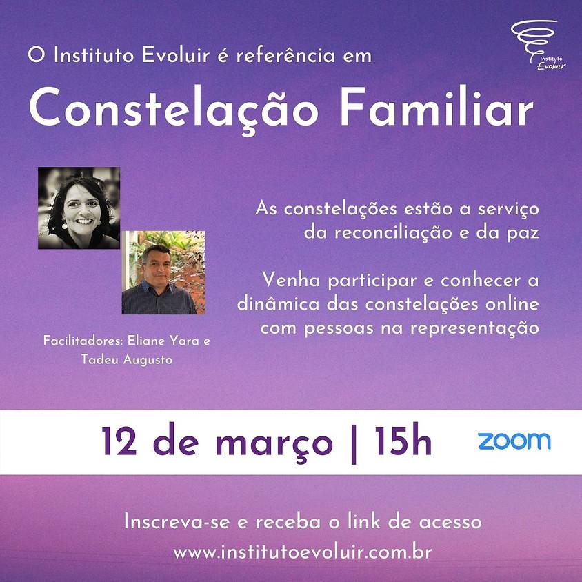 Constelação Familiar Online - 12 de março - 15h