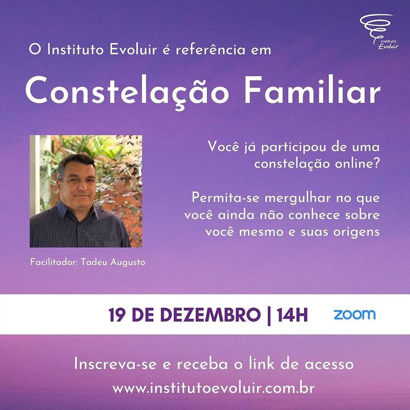 Constelação Familiar Online - 19 de dezembro - 14h