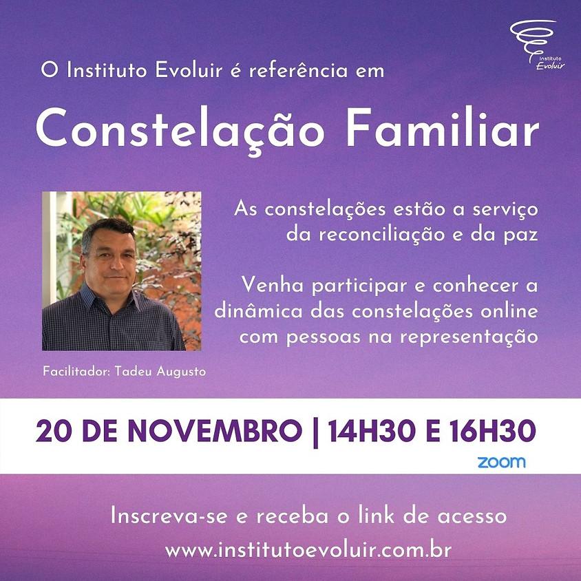 Constelação Familiar Online - 20 de novembro