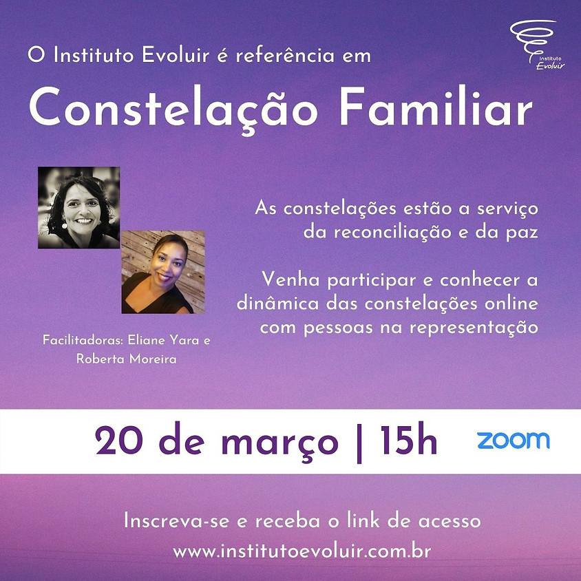 Constelação Familiar Online - 20 de março - 15h