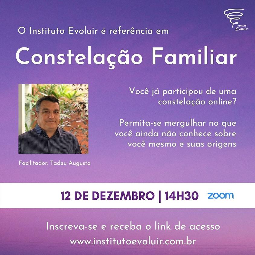 Constelação Familiar Online - 12 de dezembro
