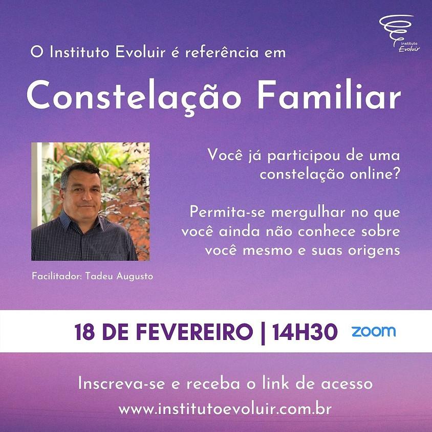 Constelação Familiar Online - 18 de fevereiro - 14h30