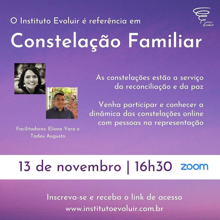 Constelação Familiar Online - 13 de novembro