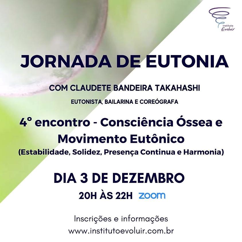 Jornada de Eutonia - Corpo, consciência e movimento