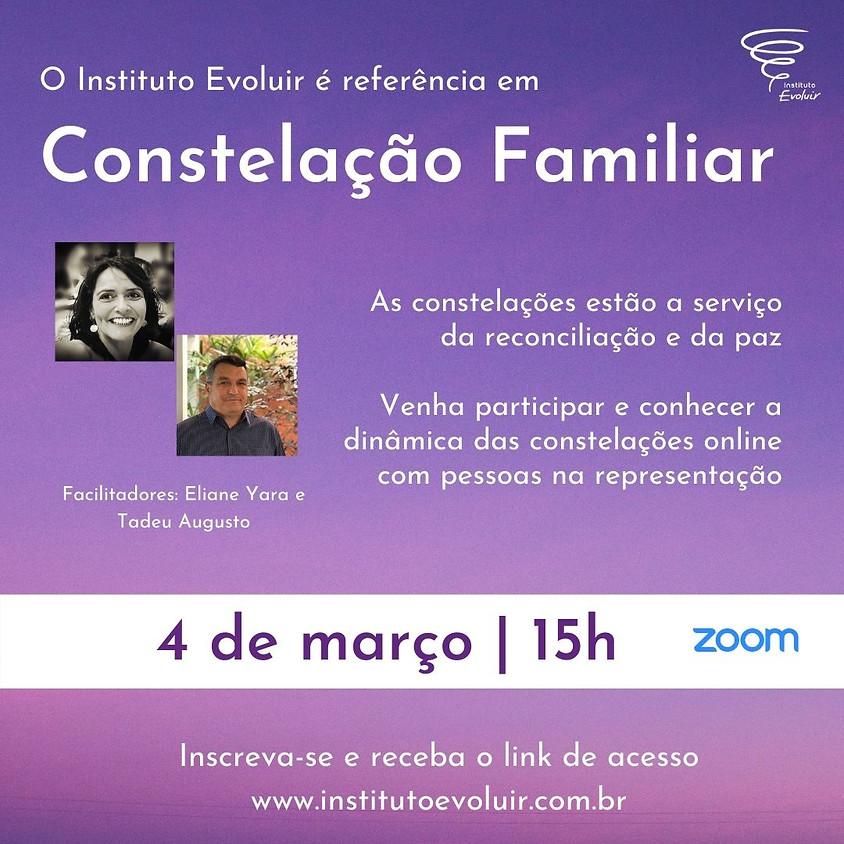 Constelação Familiar Online - 4 de março - 15h