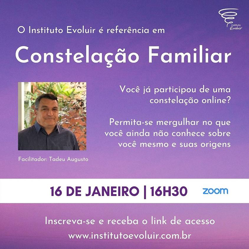 Constelação Familiar Online - 16 de janeiro - 16h30