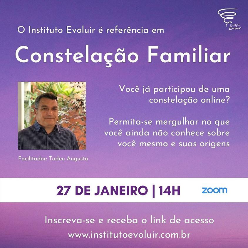 Constelação Familiar Online - 27 de janeiro - 14h