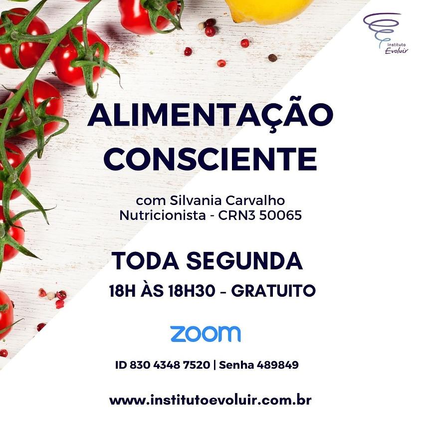 Alimentação Consciente | Segunda 18h