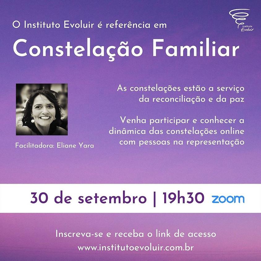 Constelação Familiar Online - 30 de setembro - 19h30