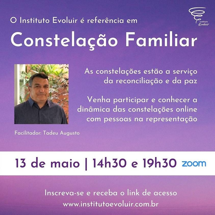 Constelação Familiar Online - 13 de maio