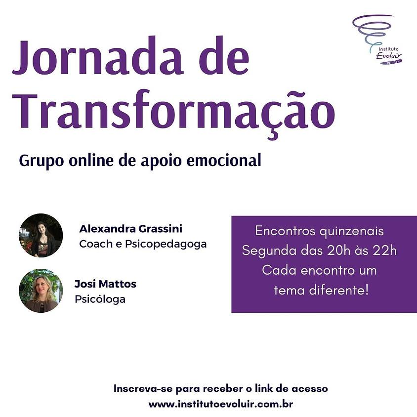 Jornada de Transformação | Segunda 20h
