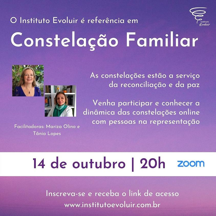 Constelação Familiar Online - 14 de outubro - 20h