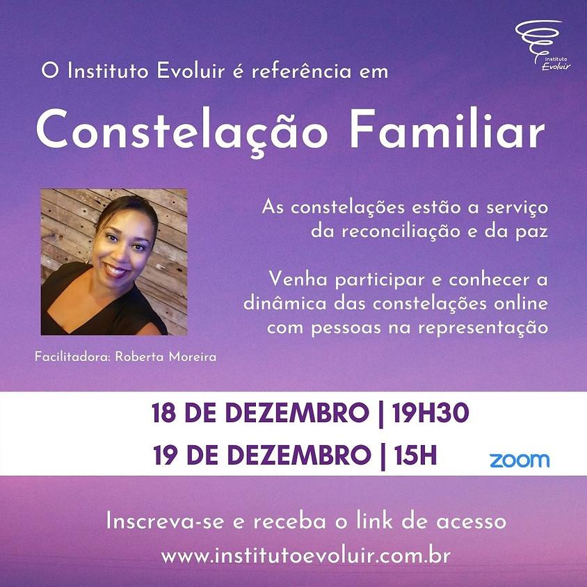Constelação Familiar Online - 19 de dezembro