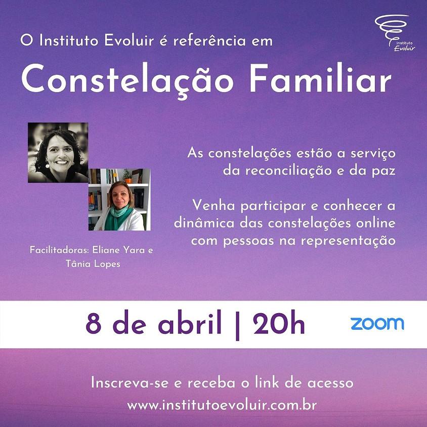 Constelação Familiar Online - 8 de abril | 20h