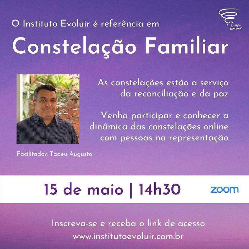Constelação Familiar Online - 15 de maio - 14h30