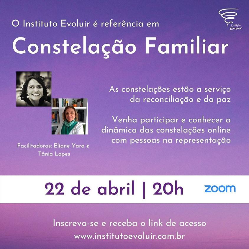 Constelação Familiar Online - 22 de abril | 20h