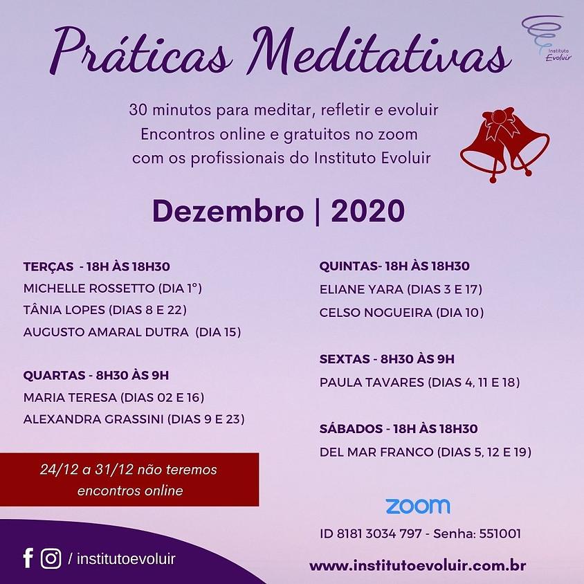 Práticas Meditativas