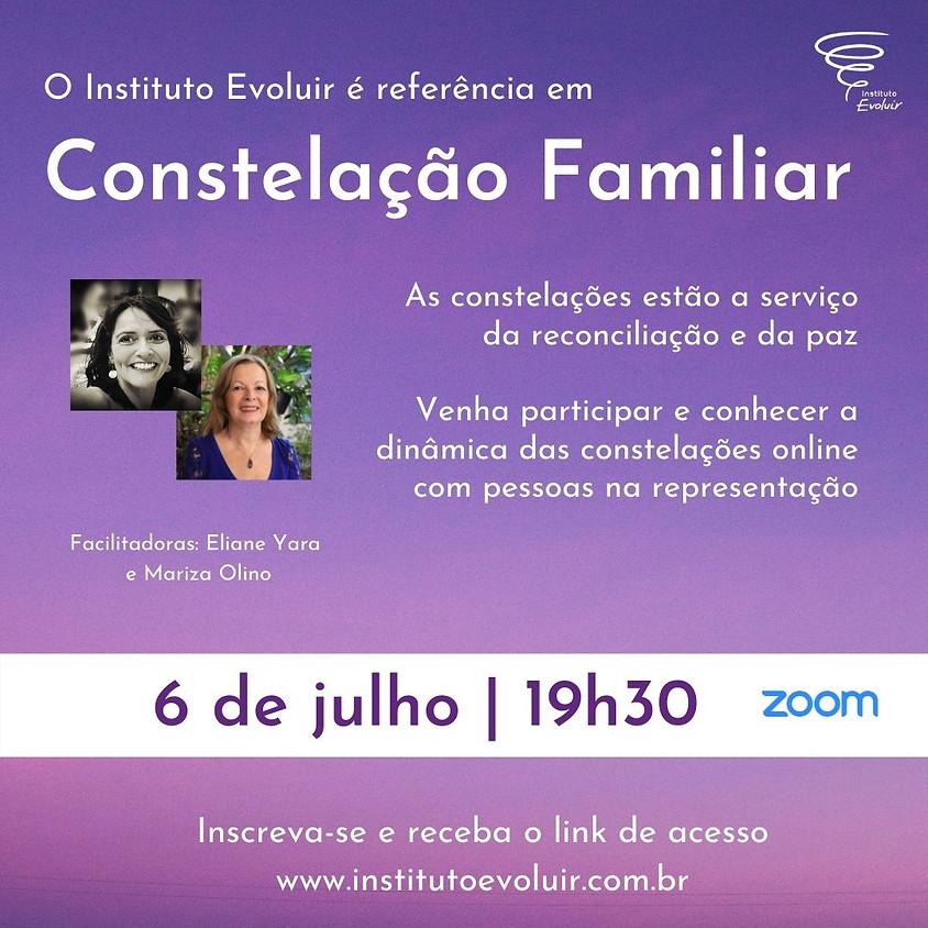 Constelação Familiar Online - 6 de julho - 19h30