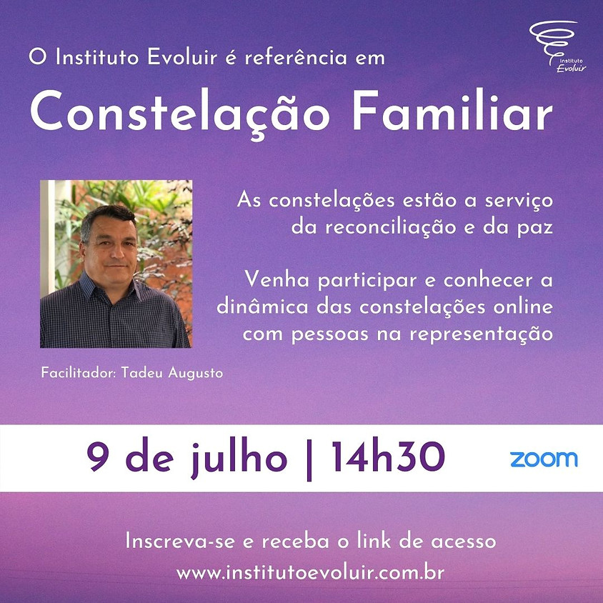 Constelação Familiar Online - 9 de julho - 14h30