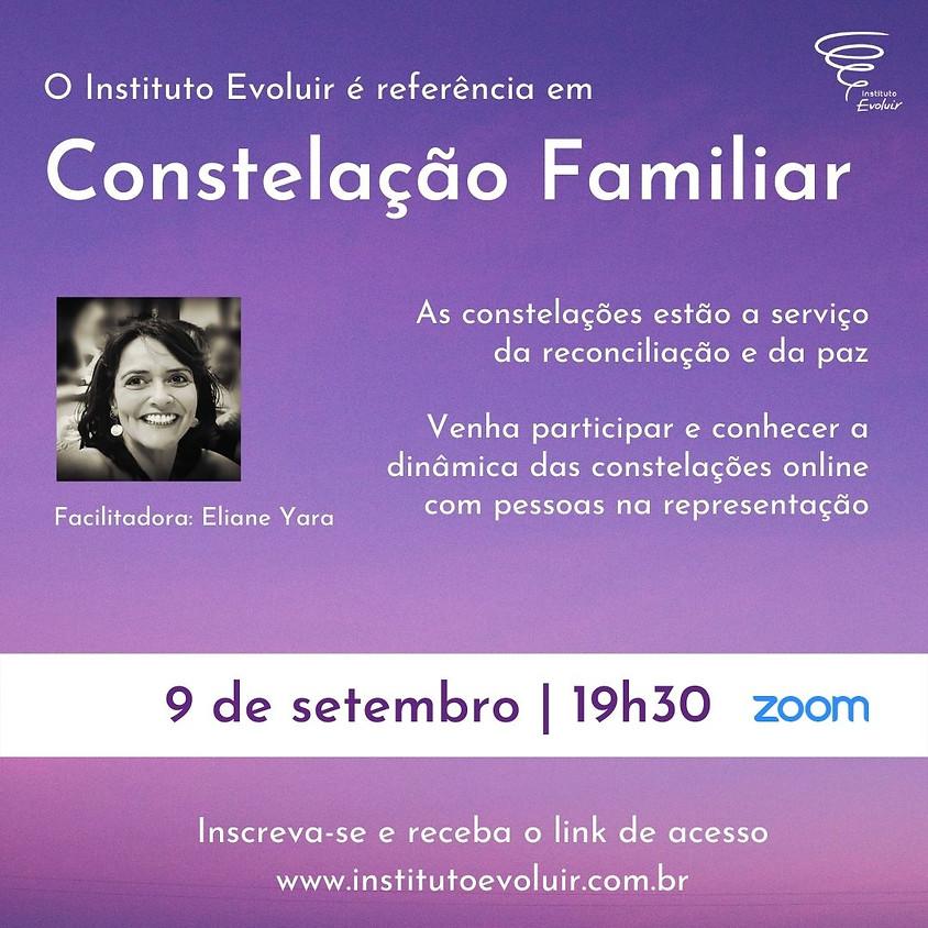 Constelação Familiar Online - 9 de setembro - 19h30