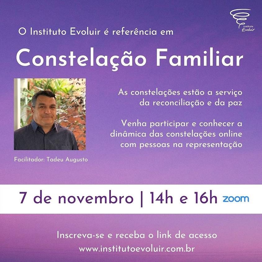 Constelação Familiar Online - 7 de novembro